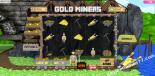 ilmaiset kolikkopelit Gold Miners MrSlotty