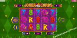 ilmaiset kolikkopelit Joker Cards MrSlotty