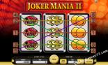 ilmaiset kolikkopelit Joker Mania II Kajot Casino