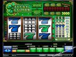 ilmaiset kolikkopelit Lucky Clover iSoftBet