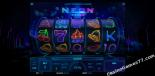 ilmaiset kolikkopelit Neon Reels iSoftBet