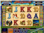 ilmaiset kolikkopelit Silk Caravan NuWorks