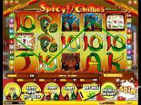 ilmaiset kolikkopelit Spicy Chillies iSoftBet