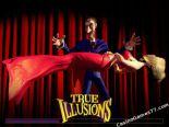 ilmaiset kolikkopelit True Illusions Betsoft