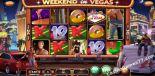 ilmaiset kolikkopelit Weekend in Vegas iSoftBet