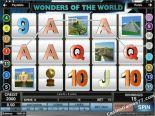ilmaiset kolikkopelit Wonders of the World iSoftBet